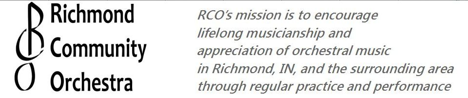 Richmond Community Orchestra – Indiana
