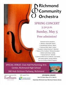 RCO concert poster MAY 2019 VIOLIN vertical JPG