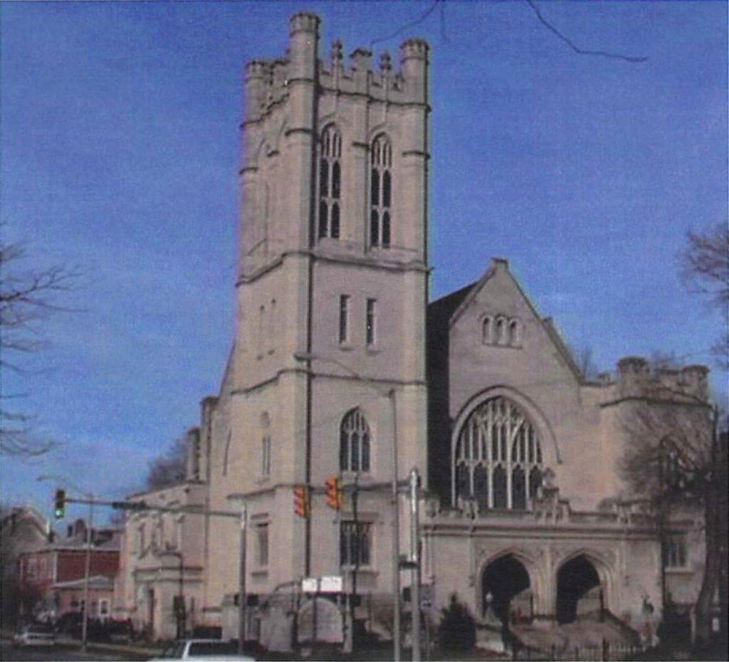 Reid Memorial Presbyterian Church